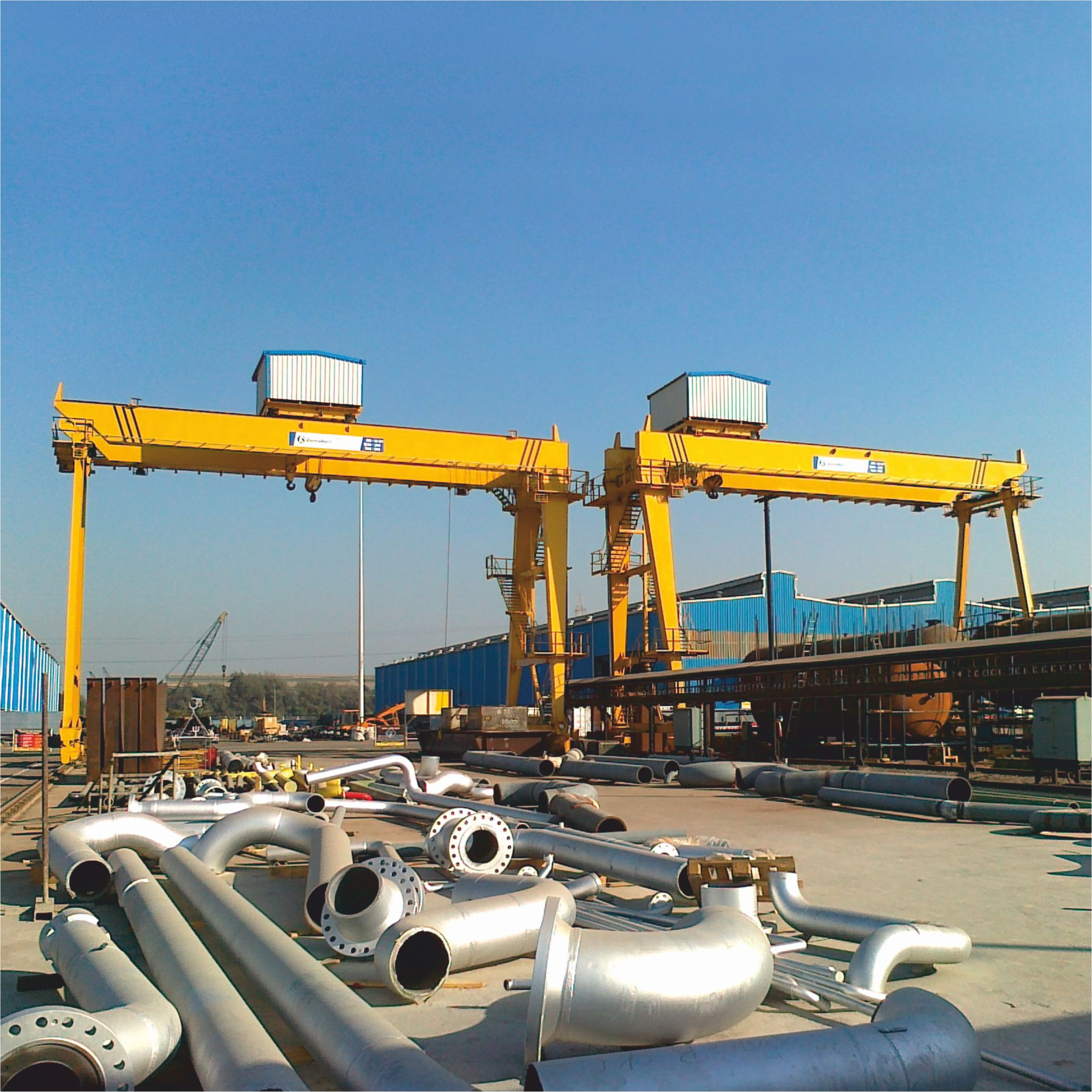 Crane for Heavy Engineering Industry   Manufacturer in ...